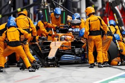 McLaren: Gleiches Boxenstopp-Malheur wie bei Vettel