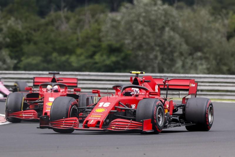 Vettels Befreiungsschlag: Was er besser gemacht hat als Leclerc