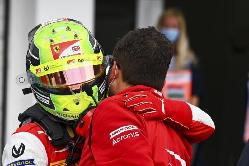 """Trendwende für Mick Schumacher in der Formel 2: """"Das haben wir gebraucht"""""""