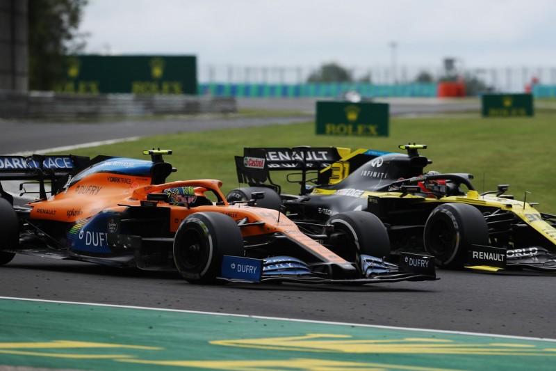 McLaren: Haben in Ungarn schlechter ausgesehen, als wir sind