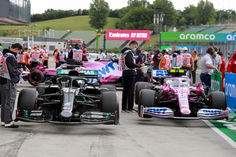 Williams gratuliert Racing Point: Haben einfach super kopiert