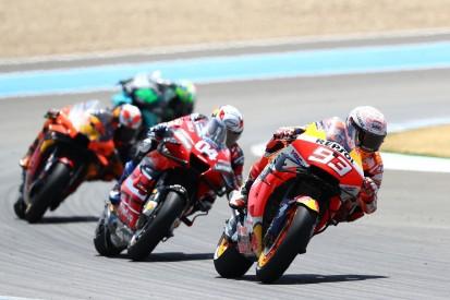 """""""Er war der Schnellste"""": Konkurrenten äußern sich zur Aufholjagd von Marquez"""