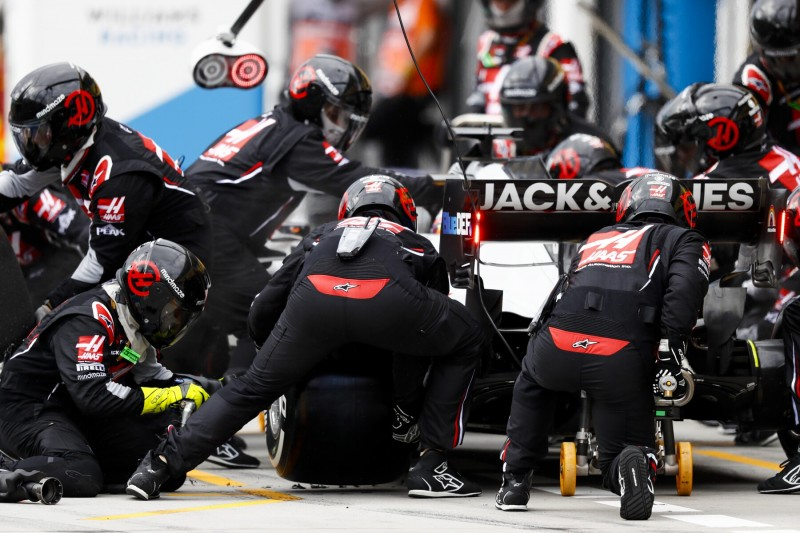 "Stratege saß verletzt in England: Erster Haas-WM-Punkt 2020 ""ferngesteuert"""