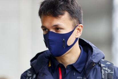 """""""Zu sehr unter Druck gesetzt"""": Red Bull hat sich bei Albon entschuldigt"""