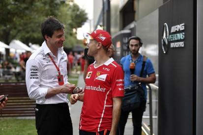 """Toto Wolff: Vettel wäre """"wichtiges Marketinginstrument"""" für Aston Martin"""