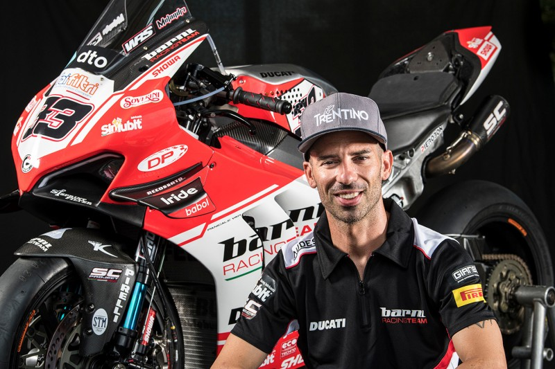 Ducati Panigale V4R: Marco Melandri so stark wie Alvaro Bautista?
