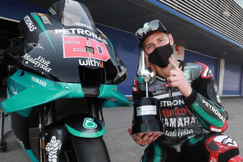 Erster MotoGP-Sieg mit 21: Aber einige Fahrer waren jünger als Quartararo