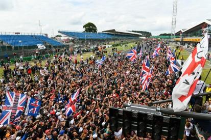 Formel-1-Liveticker: Wie die Fans von Silverstone ferngehalten werden sollen