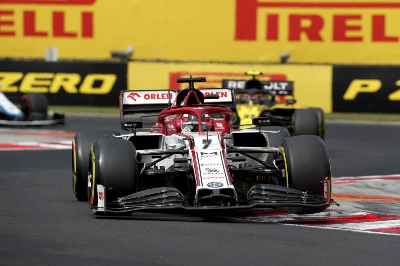 """Kimi Räikkönen nach Ungarn: """"Eine Katastrophe, ganz einfach"""""""