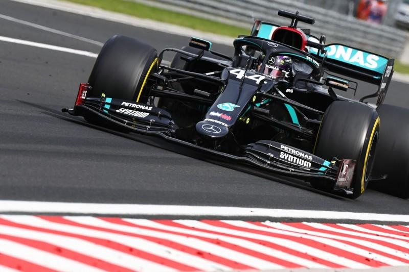 Hamiltons Motorproblem: Weshalb ihn Mercedes zappeln ließ