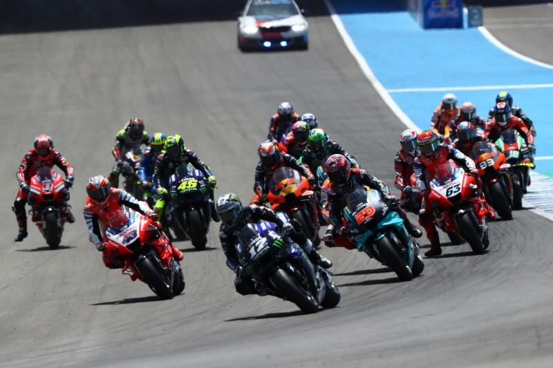 TV-Übertragung MotoGP Jerez (2) 2020: Übersicht Zeitplan & Livestream