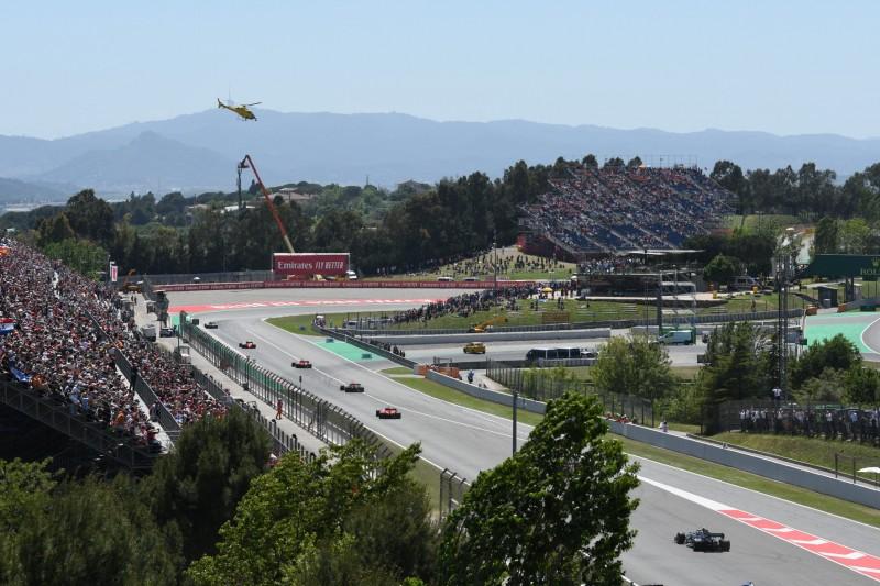 Trotz Zweifel nach neuen Restriktionen: Spanien-GP soll stattfinden
