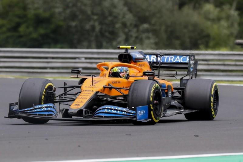 Gesehen bei PR-Termin: Gulf neuer McLaren-Sponsor?