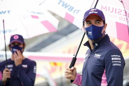 Racing Point über Sergio Perez: Er hat ja einen Vertrag ...
