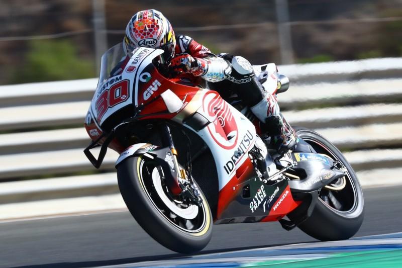 MotoGP Jerez (2) FT2: Nakagami sichert Honda auch ohne Marquez die Bestzeit