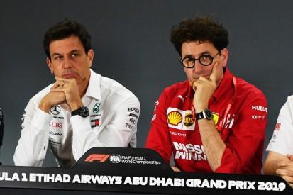 Toto Wolff: Lassen FIA-Ferrari-Deal jetzt auf sich beruhen
