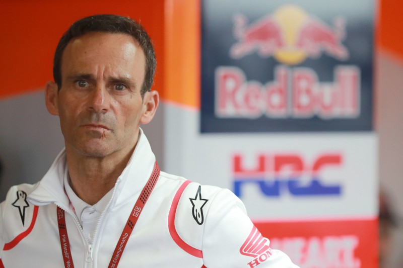 Honda ohne Marc Marquez verloren? Alberto Puig kontert