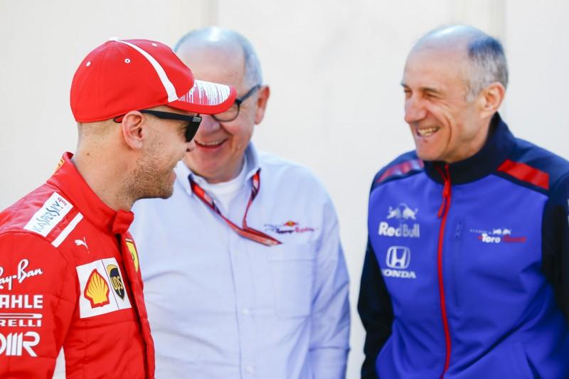 Neue Spekulation: Wechselt Sebastian Vettel zu AlphaTauri?