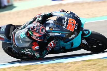 MotoGP Jerez (2): Quartararo erneut auf Pole - Marquez wird nicht starten