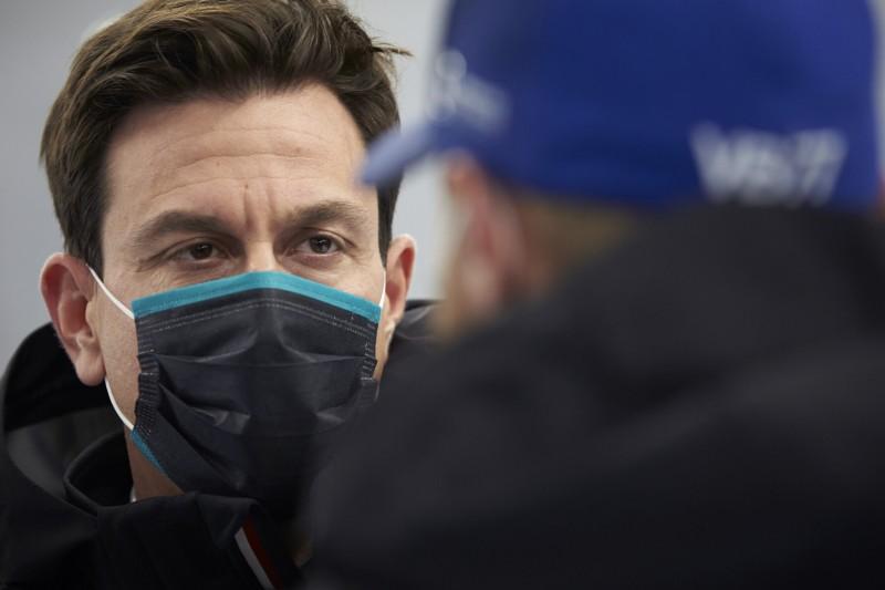 Toto Wolff: Langweilige Formel-1-WM ist doch nicht Mercedes' Schuld