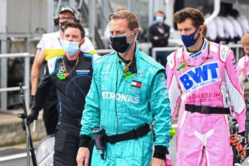 Corona-Kalender einfach zu viel: Wann kollabieren die F1-Mitarbeiter?