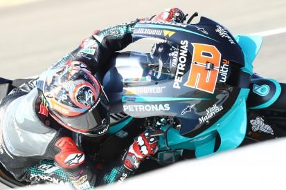 MotoGP Jerez (2): Quartararo im Warm-up vorn, Dovizioso auf P2