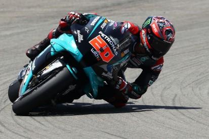 MotoGP Jerez (2): Back-to-Back-Sieg für Quartararo, Rossi zurück auf dem Podest