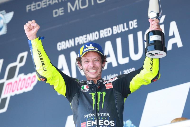 """Nach P3 in Jerez: Valentino Rossi spricht von """"politischem Problem"""" bei Yamaha"""