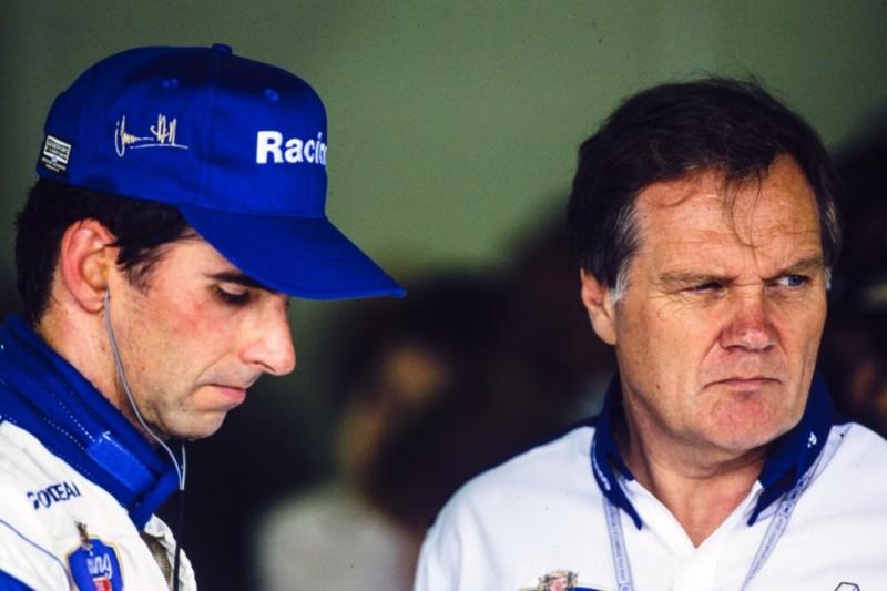 """""""Dann fahr selbst!"""" Wie Damon Hill vor Patrick Head ausrastete"""