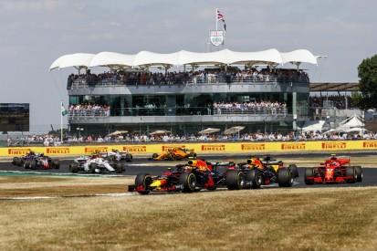 Formel-1-Wetter Silverstone: Regen im Rennen kein Thema