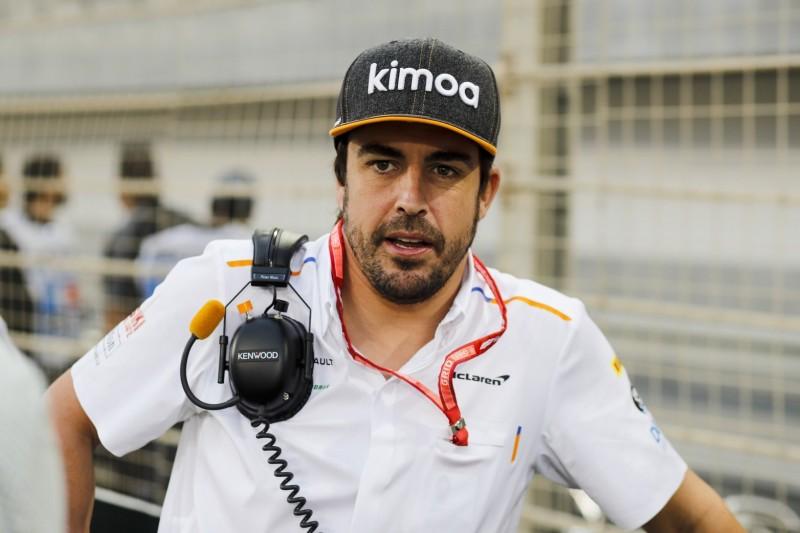 Selbst mit 40 Jahren: Alonso laut Button noch immer siegfähig!