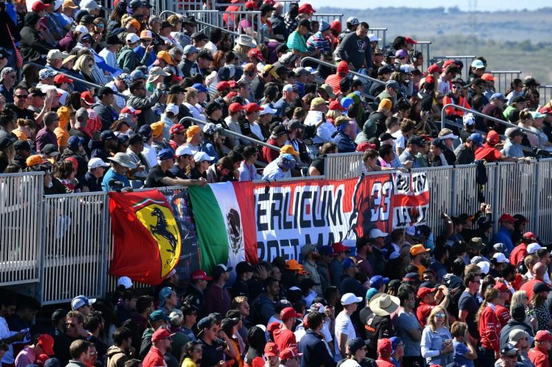 Run auf F1-Tickets: Austin vermeldet Rekordverkäufe für abgesagtes Rennen