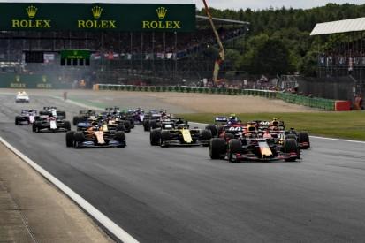 Alternatives Layout in Silverstone für Formel-1-Double-Header nie eine Option