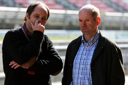 """""""Mit Berger Mist geredet"""": Newey dank Vater in der DTM"""