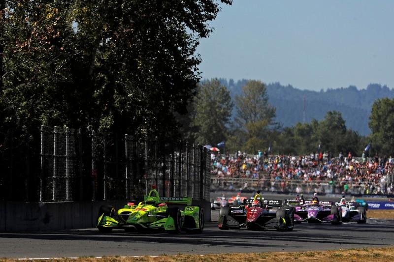 Update IndyCar-Kalender 2020: Portland und Laguna Seca abgesagt