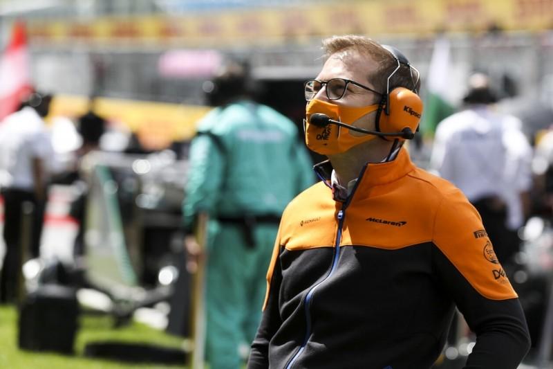 """Jetzt auch McLaren: Warum Seidl gegen """"Gratis""""-Upgrades ist"""
