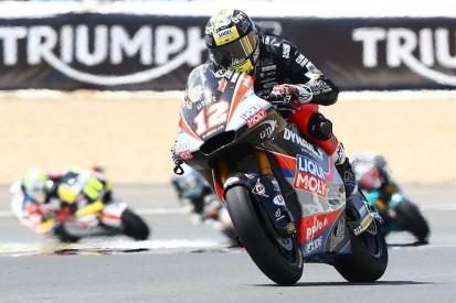 Intact in Jerez: Lüthi und Schrötter in den Top 10, aber weit weg vom Podium