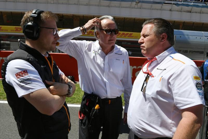 Bessere Kontrolle: McLaren will permanente FIA-Aufpasser in den Teams