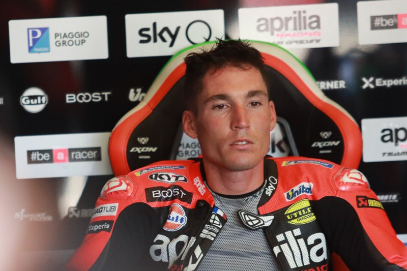 Erstmals zwei Stürze in zwei Rennen: Frust bei Aleix Espargaro