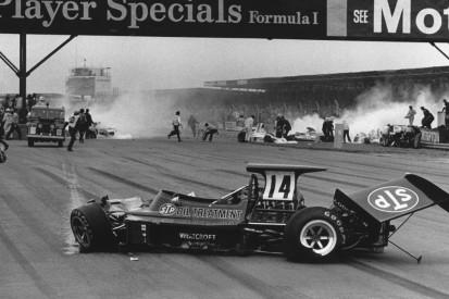 Silverstone 1973: Der größte Massencrash bis Spa 1998