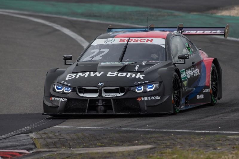 "Auer wie Kubica: ""Muss Formelauto wegkriegen"""