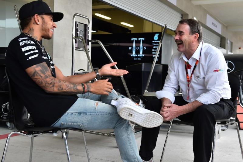 Mansell sicher: Hamilton wird Schumacher-Rekorde brechen