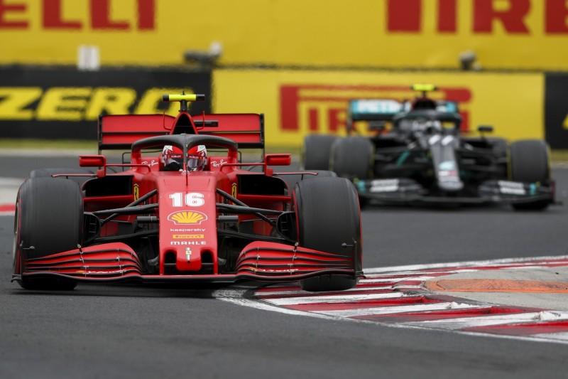 Nick Heidfeld: Ferrari erwartet zu viel von Charles Leclerc