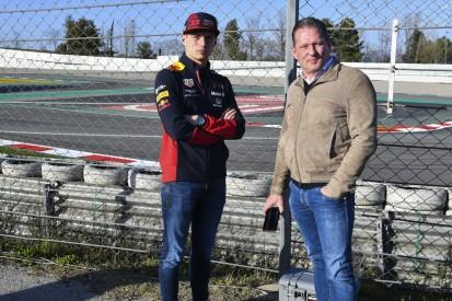 Max Verstappen vor Silverstone: In dieser Statistik überholt er Papa Jos