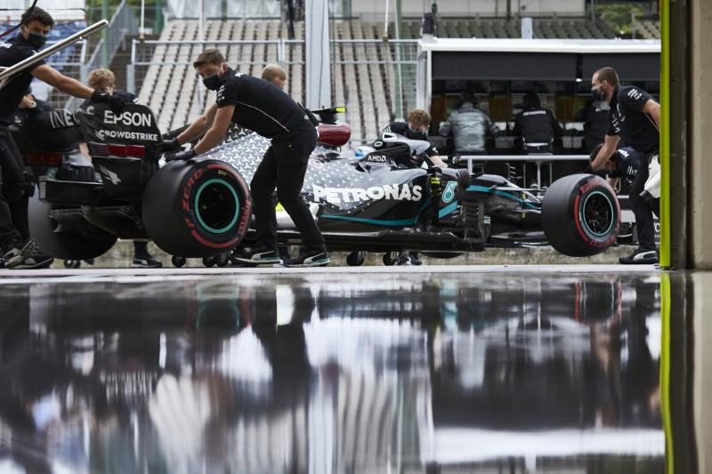 Valtteri Bottas: Im Ungarn-Qualifying mit zu viel Sprit unterwegs