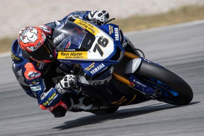 WSBK Jerez FT1: Yamaha-Pilot Loris Baz vorn, vier Hersteller in den Top 4