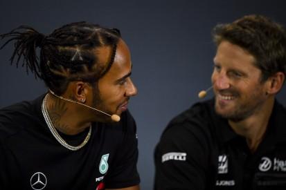 """Hamilton froh über Aussprache mit Grosjean: """"Wir Fahrer sind vereint"""""""