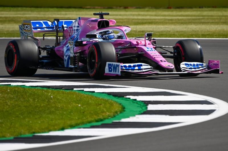 F1 Silverstone 2020: Sebastian Vettel verpasst erstes Freies Training