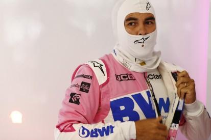 Racing Point nimmt Perez in Schutz: Hat nichts falsch gemacht