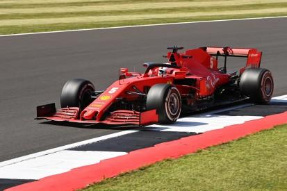 "Ferrari: ""Massive"" Probleme im Renntrimm, Vettel in FT2 nur 18."
